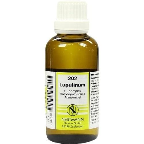 202 Lupulinum F Komplex, 50 ML, Nestmann Pharma GmbH