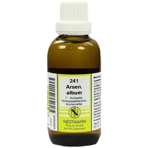 241 Arsen. album F Komplex, 50 ML, Nestmann Pharma GmbH