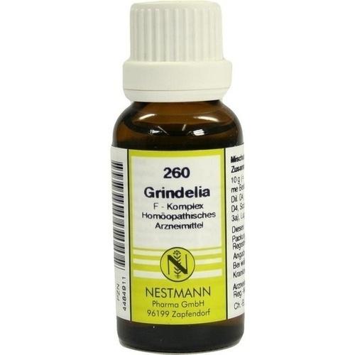 260 Grindelia F Komplex, 20 ML, Nestmann Pharma GmbH