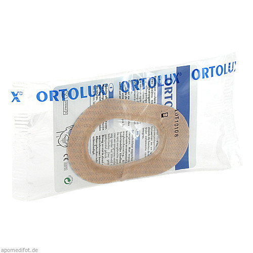 ORTOLUX Air small gelöchert, 1 ST, Trusetal Verbandstoffwerk GmbH