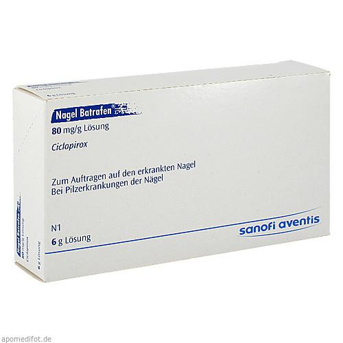 NAGEL BATRAFEN, 6 G, Sanofi-Aventis Deutschland GmbH GB Selbstmedikation /Consumer-Care
