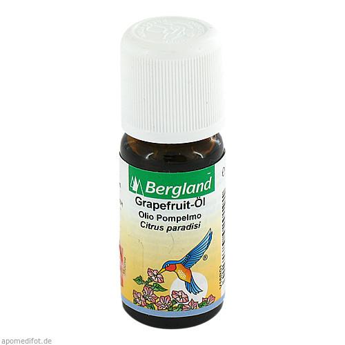 Grapefruit Öl, 10 ML, Bergland-Pharma GmbH & Co. KG