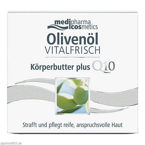 Olivenöl vitalfrisch Körperbutter, 200 ML, Dr. Theiss Naturwaren GmbH