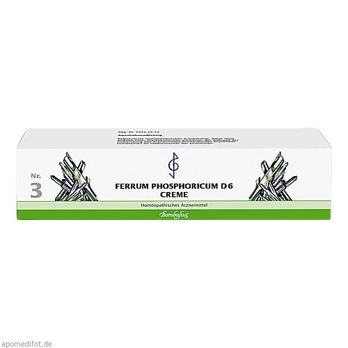 Biochemie 3 Ferrum phosphoricum D 6, 100 ML, Bombastus-Werke AG