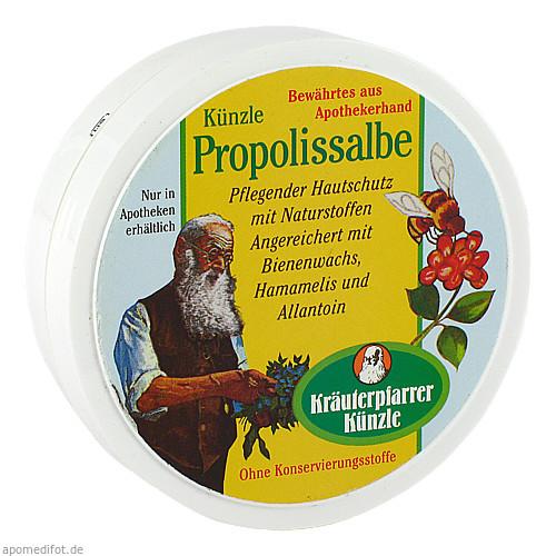 Propolissalbe N, 100 ML, Tentan Deutschland GmbH
