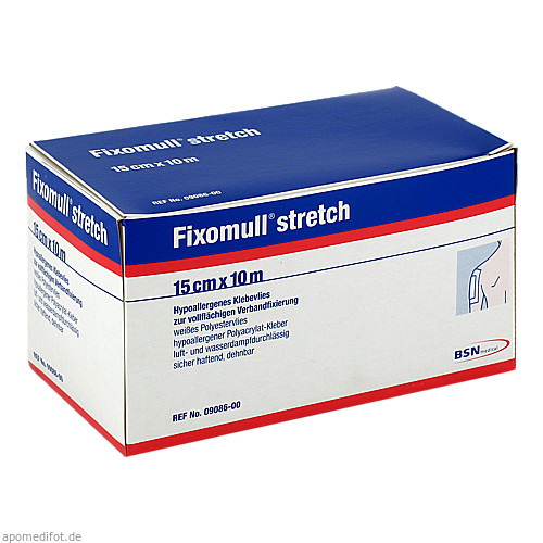 FIXOMULL STR 10MX15CM 9086, 1 ST, Bsn Medical GmbH