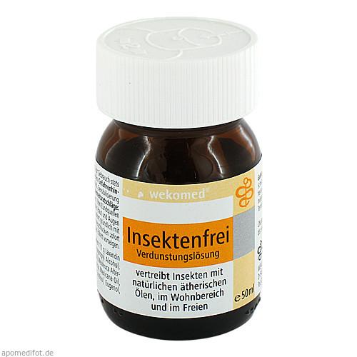 WEKOMED INSEKTEN FREI, 50 ML, Weko-Pharma GmbH