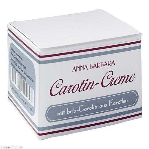 CAROTINCREME ANNA BARBARA, 50 ML, Berco-ARZNEIMITTEL