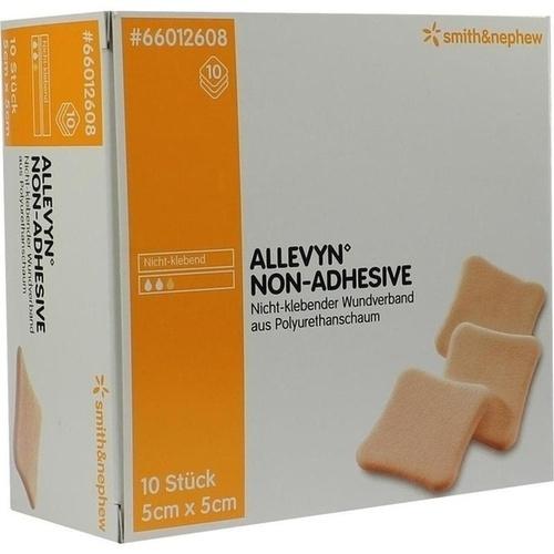 Allevyn Non Adhesive 5x5cm Wundauflage, 10 ST, Bios Medical Services GmbH
