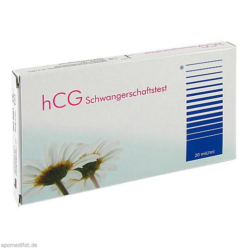 hCG - Schwangerschaftstest, 1 ST, IVT IMUNO s.r.o.