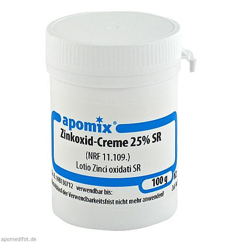 LOTIO ZINC OX SR, 100 G, Apomix Pkh Pharmazeutisches Labor GmbH
