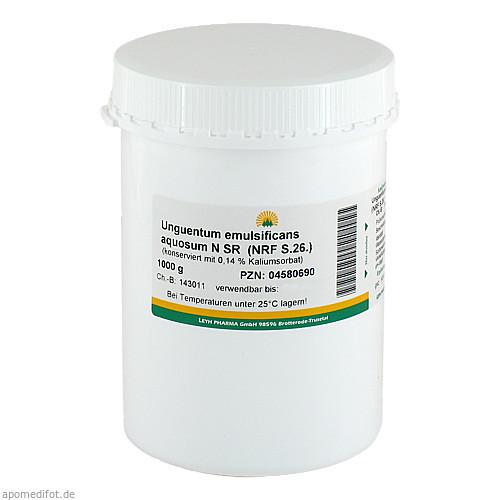 UNGUENTUM EMULSIFICANS aquosum N SR, 1000 G, LEYH-PHARMA GmbH