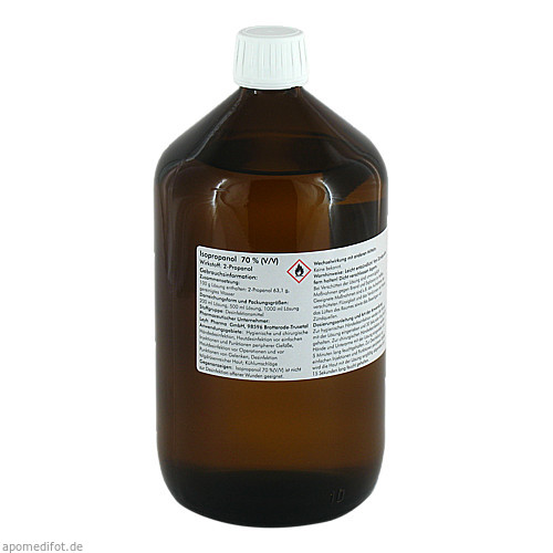 ISOPROPANOL 70%, 1000 ML, Leyh-Pharma GmbH