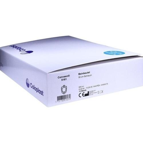 CONVEEN BEINB 500ML 5161, 10 ST, Coloplast GmbH
