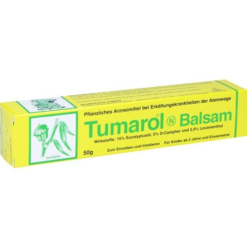 TUMAROL N BALSAM, 50 G, Robugen GmbH Pharmazeutische Fabrik