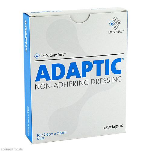 ADAPTIC 7.6X7.6 2012, 50 ST, Kci Medizinprodukte GmbH