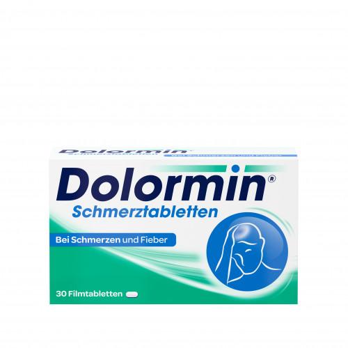DOLORMIN, 30 ST, Johnson & Johnson GmbH (Otc)