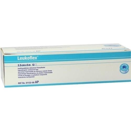 LEUKOFLEX 5MX2.5CM, 12 ST, Bsn Medical GmbH