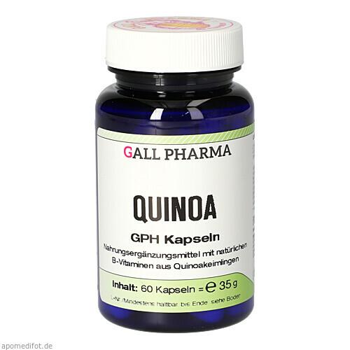Quinoa GPH Kapseln, 60 ST, Hecht-Pharma GmbH