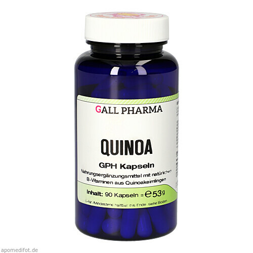 Quinoa GPH Kapseln, 90 ST, Hecht-Pharma GmbH