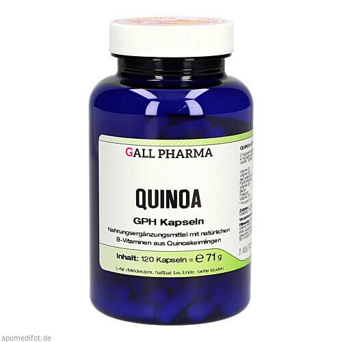 Quinoa GPH Kapseln, 120 ST, Hecht-Pharma GmbH