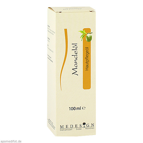 Mandel Öl, 100 ML, Medesign I. C. GmbH