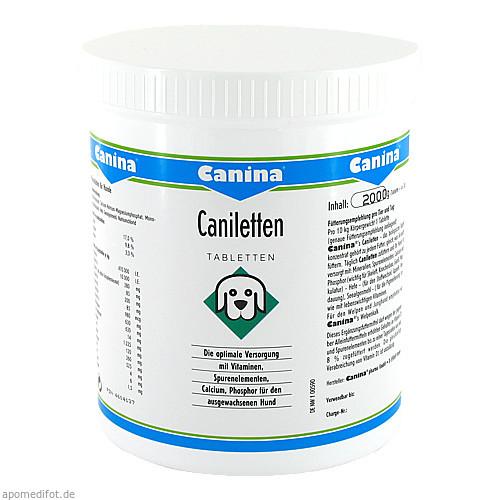 CANILETTEN, 2 KG, Canina Pharma GmbH