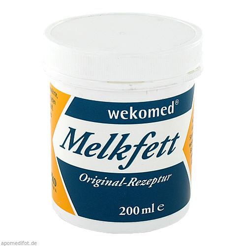 WEKOMED Melkfett, 200 ML, Weko-Pharma GmbH
