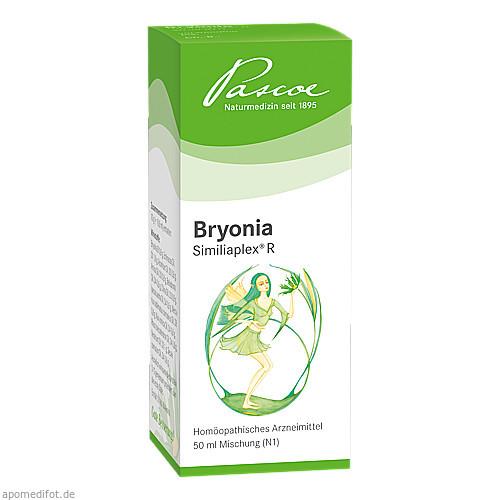 BRYONIA SIMILIAPLEX R Tropfen, 50 ML, PASCOE pharmazeutische Präparate GmbH