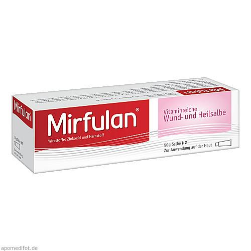 MIRFULAN WUND HEILSALBE, 50 G, Recordati Pharma GmbH