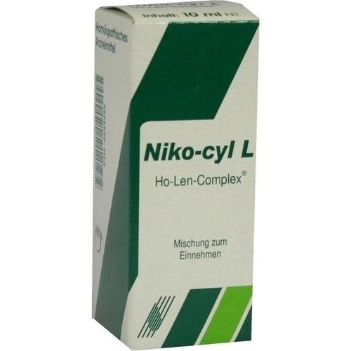 Niko-cyl L Ho-Len-Complex, 10 ML, Pharma Liebermann GmbH