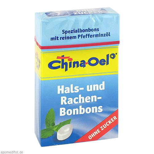 CHINA OEL HALS HUSTEN O ZU, 40 G, Hübner Naturarzneimittel GmbH