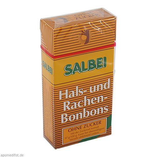 SALBEI HALS HUSTEN O ZU, 40 G, Bio-Diaet-Berlin GmbH