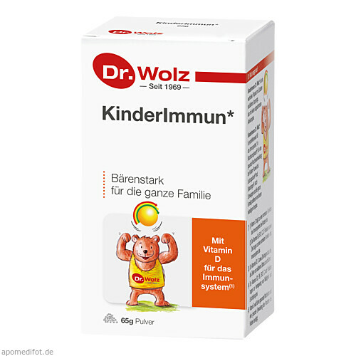 Kinderimmun Dr. Wolz, 65 G, Dr. Wolz Zell GmbH