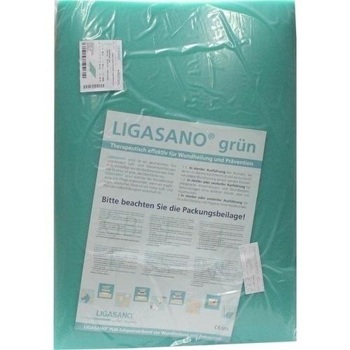 LIGASANO GRUENES KLIMAGITT 190X90X2, 1 ST, Ligamed Medical Produkte GmbH