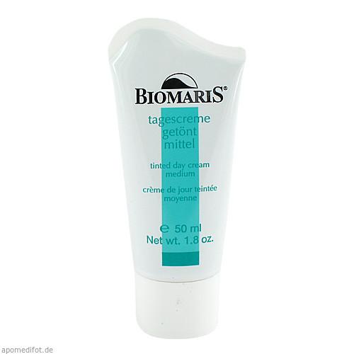 BIOMARIS TAGESCREME GETOENT mittel, 50 ML, Biomaris GmbH & Co. KG