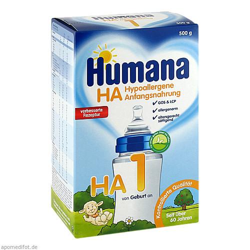 Humana HA 1, 500 G, Humana Vertriebs GmbH