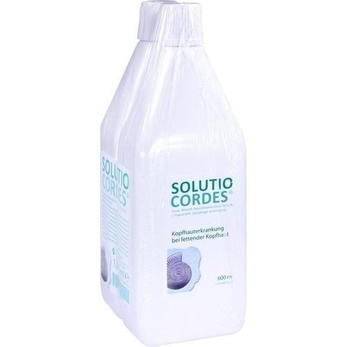 SOLUTIO CORDES, 2X600 ML, Ichthyol-Gesellschaft Cordes Hermani & Co. (Gmbh & Co.) KG