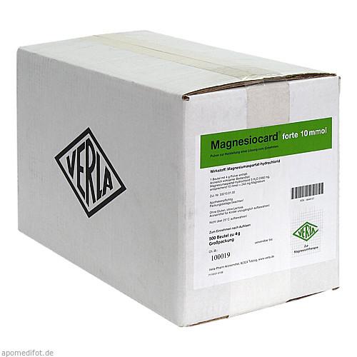 Magnesiocard forte 10 mmol, 500 ST, Verla-Pharm Arzneimittel GmbH & Co. KG