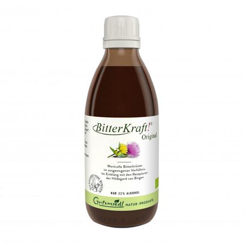 BitterKraft Original, 200 ML, Gutsmiedl Hildegard-Produkte