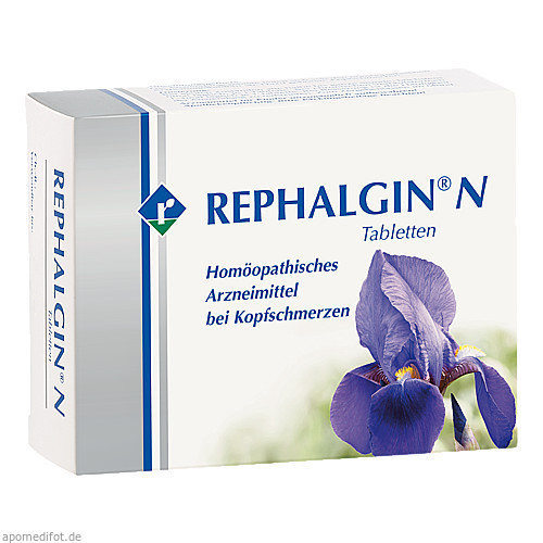 REPHALGIN N, 100 ST, Repha GmbH Biologische Arzneimittel
