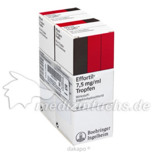 EFFORTIL Tropfen, 100 ML, ACA Müller/ADAG Pharma AG