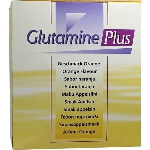 Glutamine Plus Orange, 30X22.4 G, Fresenius Kabi Deutschland GmbH