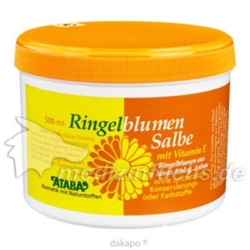 RINGELBLUMENSALBE M VIT E, 500 ML, Mm Cosmetic GmbH