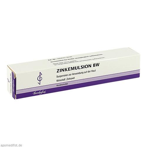 ZINKEMULSION BW, 50 ML, Bombastus-Werke AG