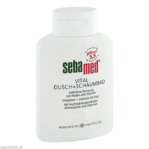 SEBAMED DUSCH U SCHAUMBAD, 200 ML, Sebapharma GmbH & Co. KG
