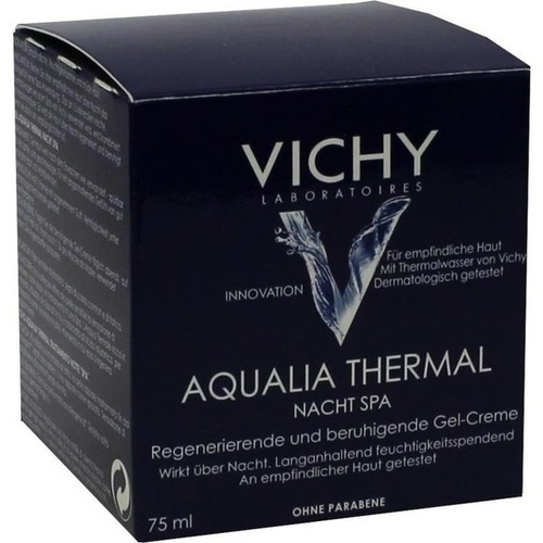 Vichy Aqualia Thermal Nacht Spa, 75 ML, L'Oréal Deutschland GmbH