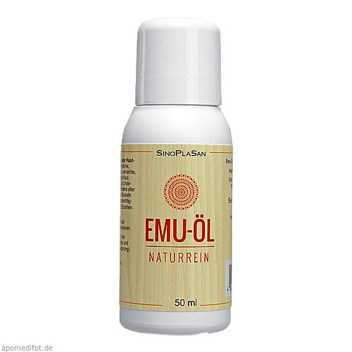 Emu-Öl naturrein Spender, 50 ML, Sinoplasan AG