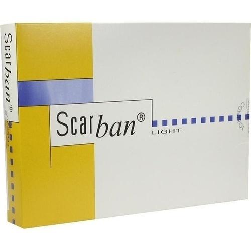 Scarban Light Silikonverband 10x15cm, 2 ST, Rölke Pharma GmbH