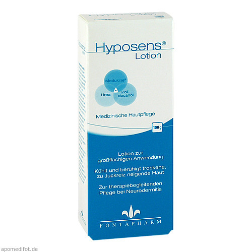 Hyposens, 100 G, Fontapharm AG